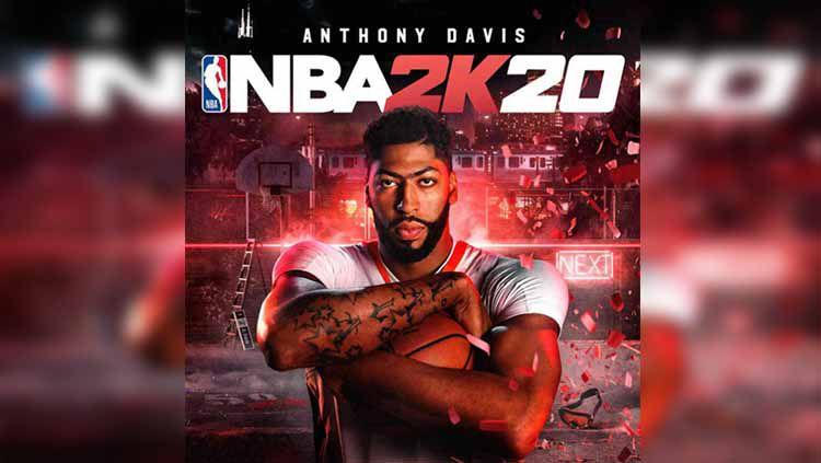 Game NBA 2K20. Copyright: © kumparan.com