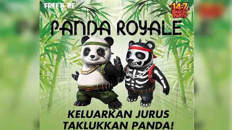 Panda Hadir Sebagai Pet Baru Di Game Free Fire Indosport