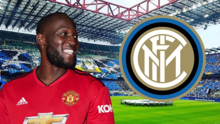 Manchester United salah strategi, begini cara raksasa Serie A Liga Italia, Inter Milan, maksimalkan potensi Romelu Lukaku. Copyright: © SPORTbible