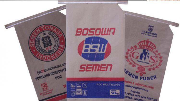 Hanya dengan tukar kantong semen bekas, bisa dapatkan tiket gratis laga PSM Makassar vs Persebaya Surabaya. Copyright: © IKSG