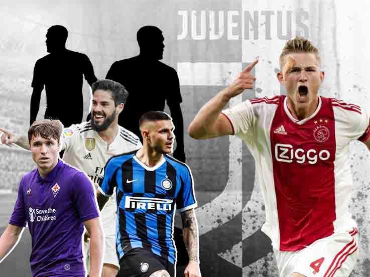 5 Pemain yang Bisa Susul Matthijs De Ligt Gabung Juventus