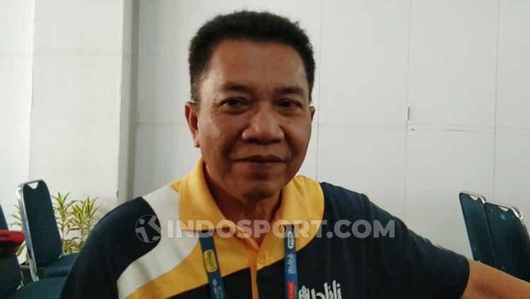 Sekjen PBSI, Achmad Budiharto mengatakan PP PBSI telah mengambil keputusan untuk tetap menempatkan atlet-atletnya di Pelatnas Cipayung dan tidak memulangkan atlet ke rumah masing-masing. Copyright: © Zainal Hasan/INDOSPORT