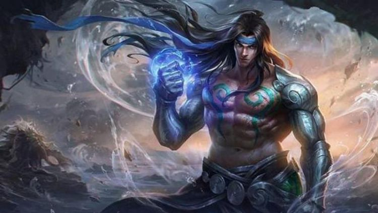 Badang, hero fighter dalam game eSports Mobile Legends: Bang Bang Copyright: © Akanagi