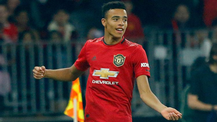 Mason Greenwood, wonderkid Manchester United Copyright: © James Worsfold/Getty Images