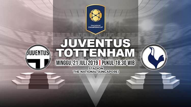 Prediksi Juventus vs Tottenham Hotspur. Copyright: © INDOSPORT
