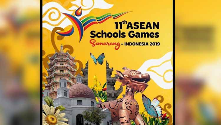 Logo Asean School Games 2019 Copyright: © Instagram Asean School Games 2019