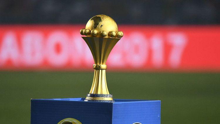 Trofi Piala Afrika Copyright: © Sky Sports