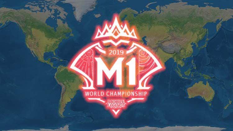 EVOS eSports berhasil lolos ke babak playoffs sekaligus menyusul RRQ di kompetisi Mobile Legends World Championship (M1) 2019. Copyright: © ggwp.id