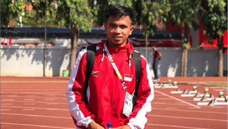 Dewa Radika Syah, salah satu peraih medali emas di ajang ASEAN School Games 2019. Copyright: © Instagram @dewa_radika_