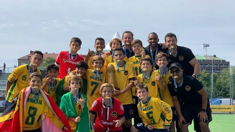 Welberlieskott de Halim Jardim bawa tim Ordin FC juara Gothia Cup 2019 Copyright: © gothiacup.se