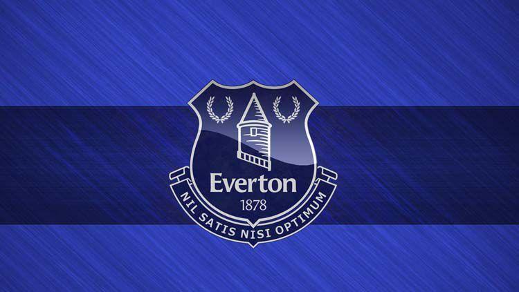 Logo klub Liga Inggris, Everton. Copyright: © Wallpaper Cave