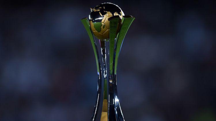 Trofi Piala Dunia Antarklub 2019 Copyright: © FIFA
