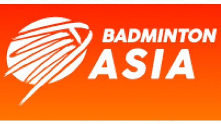 Logo Badminton Asia Championships. Copyright: © www.badmintonasia.org