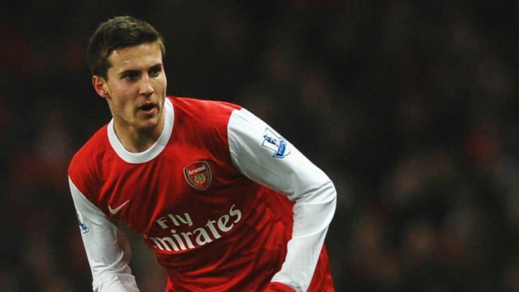 Anthony Stokes, mantan pemain Arsenal Copyright: © Planet Football