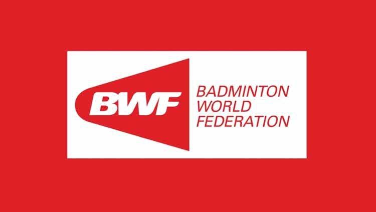 Logo kejuaraan dunia BWF 2019 Copyright: © bwfbadminton