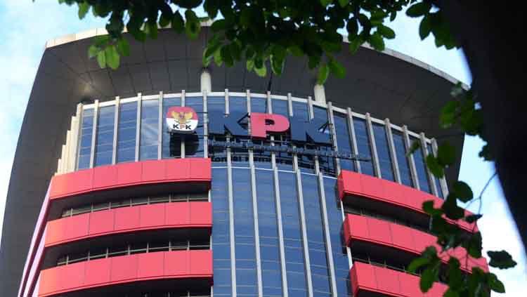 Usai mendapat rapor buruk dari Indonesia Corruption Wacth (ICW), Komisi Pemberantasan Korupsi (KPK) merespons dengan memamerkan kinerjanya. Copyright: © Vertanews