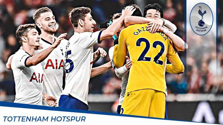 Profil Tim Tottenham Hotspur Copyright: © Grafis: Indosport.com
