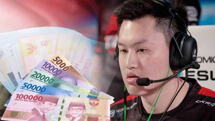 Deretan Atlet eSports Indonesia berpenghasilan tertinggi. Copyright: © INDOSPORT/Istimewa