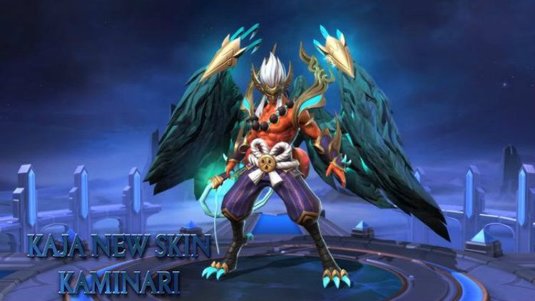 Kaja hero dengan role Fighter/Support di Mobile Legends Copyright: © gridgames.grid.id