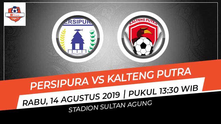 Prediksi Persipura Jayapura vs Kalteng Putra di Liga 1 2019. Copyright: © INDOSPORT