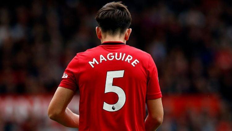 Leicester City siapkan pemain yang harganya lebih mahal dari Harry Maguire saat dilepas ke Manchester United. Copyright: © Martin Rickett/PA Images via Getty Images