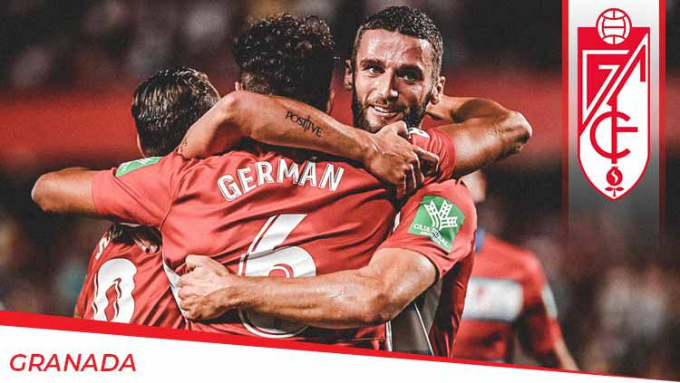 Profil Klub Granada, LaLiga 2019/20. Foto: Fermin Rodriguez/NurPhoto via Getty Images Copyright: © Grafis: Indosport.com