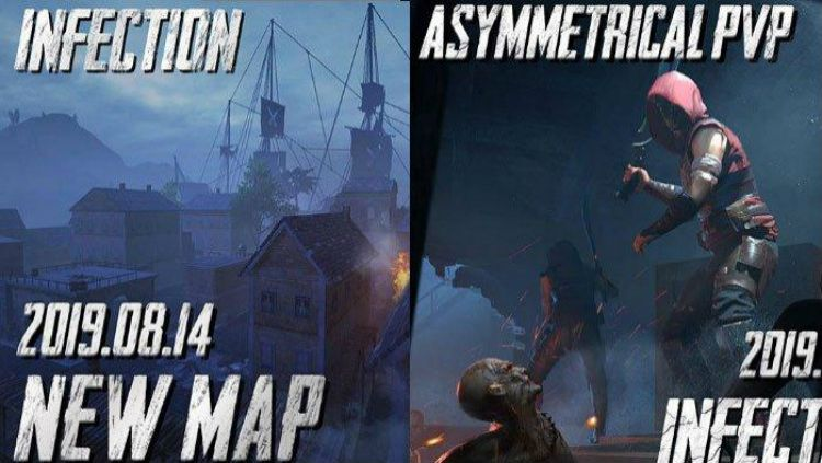 Game PUBG Mobile hadirkan mode baru, yaitu Infection Mode. Copyright: © sumsel.tribunnews.com