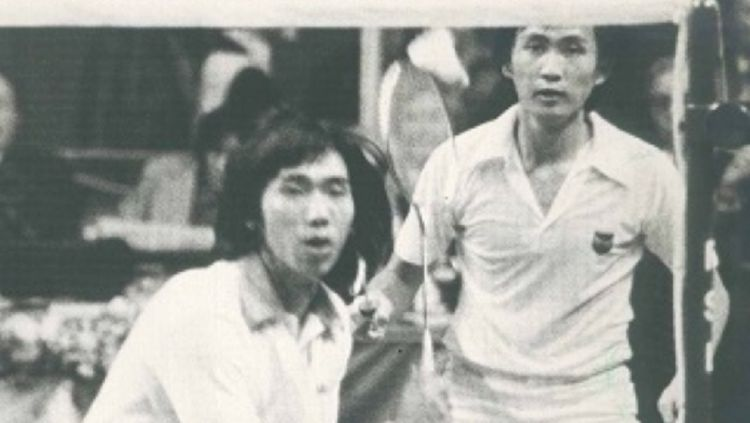 Tjun Tjun/Johan Wahjudi, Juara Dunia Badminton Pertama Indonesia Copyright: © https://bwfworldchampionships.bwfbadminton.com