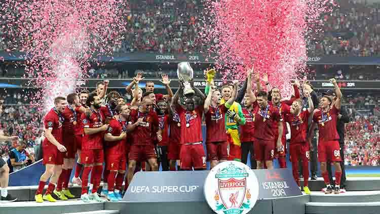 Liverpool mengusung misi untuk menyamai rekor mereka sendiri jelang laga melawan Southampton pada pekan ke-2 Liga Primer Inggris, Sabtu (17/8/19) WIB Copyright: © Metin Pala/Anadolu Agency via Getty Images
