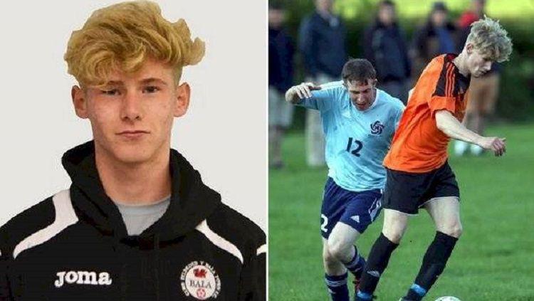 Mantan pemain Manchester United, Joel Darlington, ditemukan tewas bunuh diri karena depresi. Copyright: © TWITTER/PUBLINEWS