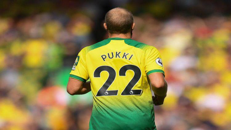 Teemu Pukki, penyerang Norwich City Copyright: © Twitter @Betfred