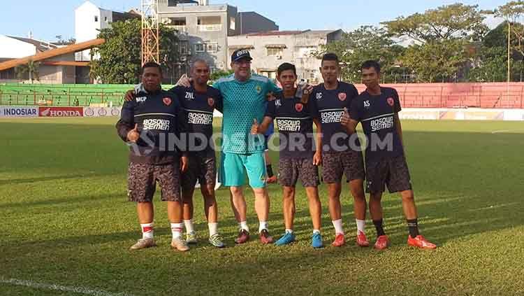 Pelatih Persib Bandung, Robert Rene Alberts Copyright: © Adriyan Adirizky Rahmat/INDOSPORT