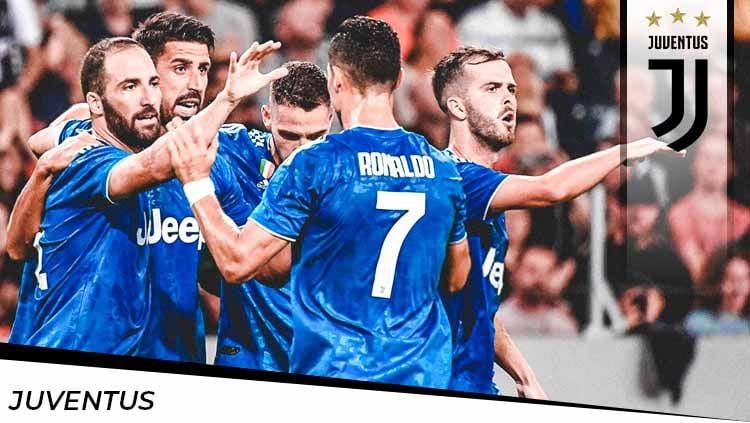 Juventus disebut memiliki skuat bertabur bintang bahkan dari bangku cadangan mereka. Copyright: © Grafis: Yanto/Indosport.com