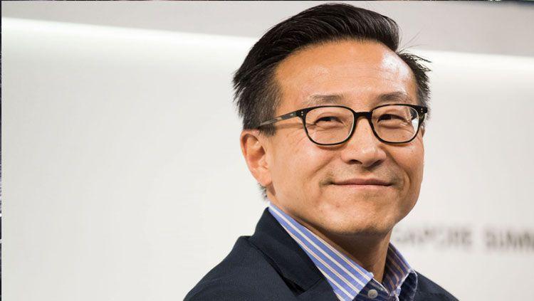 Joseph Tsai, pengusaha asal Taiwan yang membeli saham di tim NBA, Brooklyn Nets Copyright: © Hong Kong Tatler