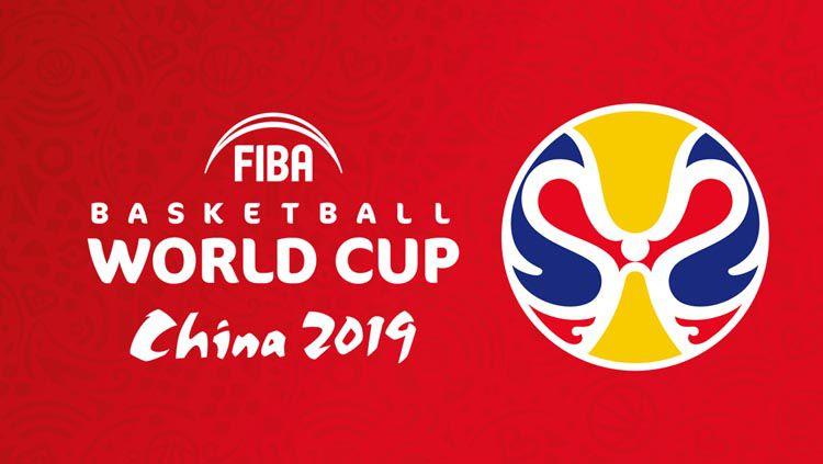 Logo FIBA World Cup 2019. Copyright: © FIBA