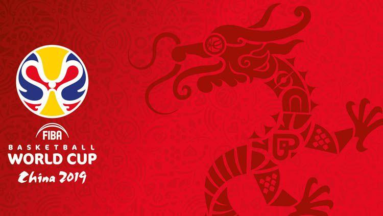 Logo FIBA World Cup 2019 China Copyright: © FIBA