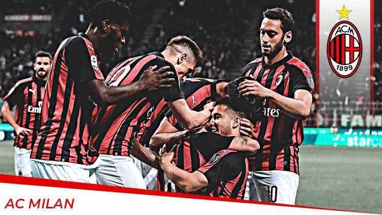 Marco Giampaolo Dipecat, Sudah Saatnya AC Milan Ditangani Pelatih Top Copyright: © Grafis: Yanto/Indosport.com