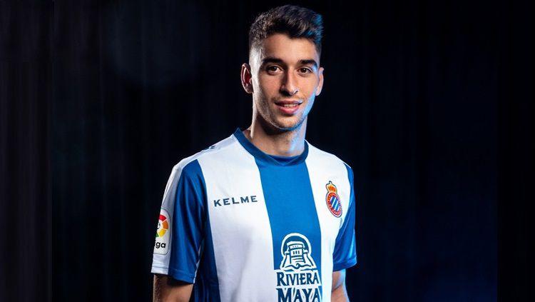 Gelandang Espanyol, Marc Roca. Copyright: © ESPANYOL