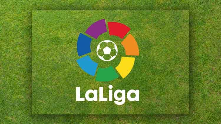 Logo LaLiga Spanyol Copyright: © INDOSPORT