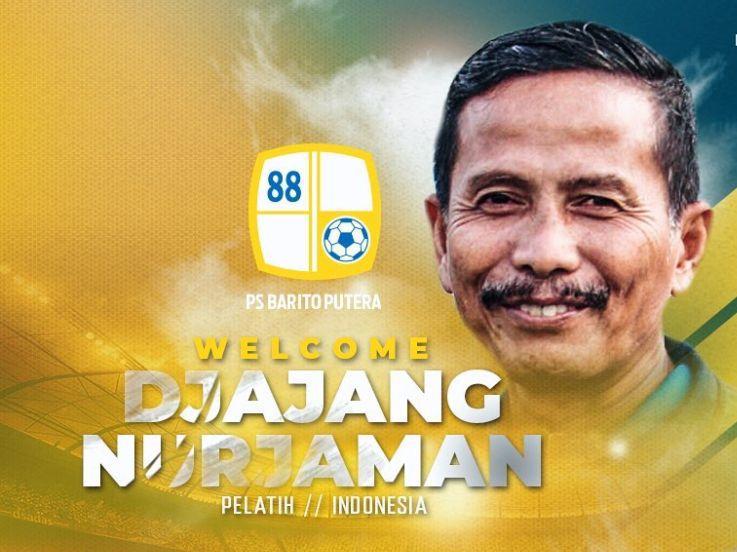Resmi! Djadjang Nurdjaman Latih Barito Putera di Liga 1 2019