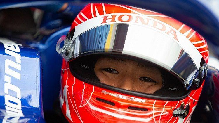 Pembalap F2,  Nobuharu Matsushita yang merupakan anak didikan Honda Copyright: © Motorsport