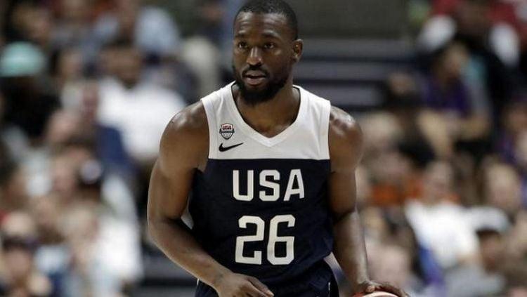 Pemain Boston Celtics dan Timnas Basket Amerika, Kemba Walker. Copyright: © Bleacher Report