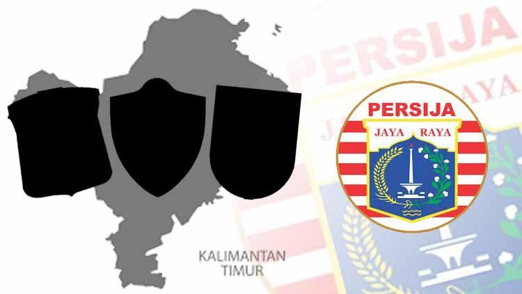 Bukan lagi Persija, mengenal lebih dekat 3 klub ibu kota baru di Kaltim Copyright: © INDOSPORT