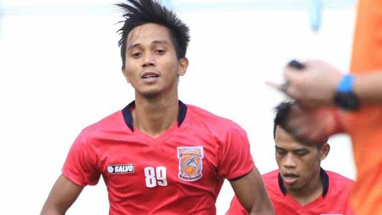 Borneo FC kembali melepas pemainnya, kali ini bek sayap kirinya, Abdul Rachman. Copyright: © beritapenajam.net