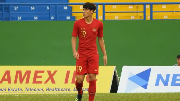 Dibawa Shin Tae-yong untuk TC Timnas U-19, Begini Perasaan Pemain Baru PSIS Semarang. Copyright: © PSSI.org