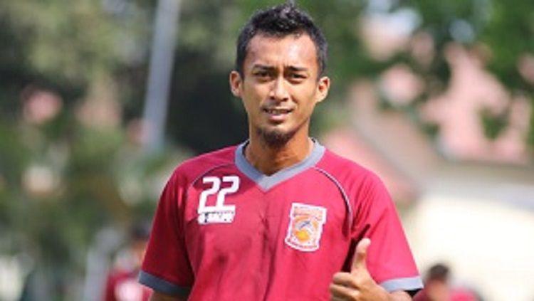 Gelandang Borneo FC, Sultan Samma. Copyright: © Borneo FC
