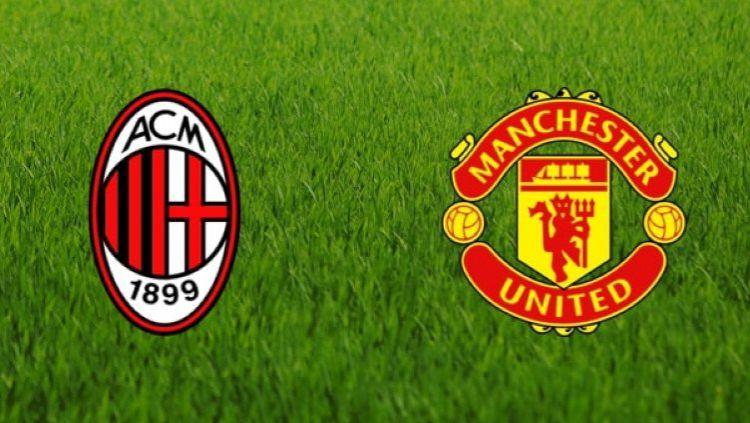 AC Milan, Kryptonite-nya Manchester United di Kompetisi Eropa - INDOSPORT