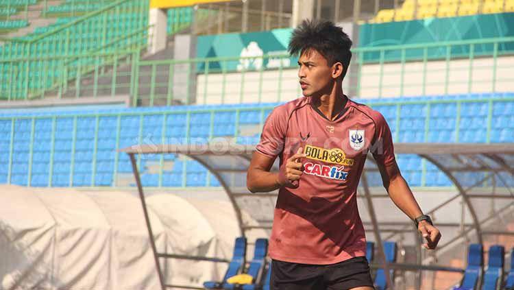 Hari Nur Yulianto buka suara soal PSIS Semarang yang memutuskan untuk bermarkas di Stadion Citarum pada lanjutan kompetisi Liga 1 2020. Copyright: © Alvin Syaptia Pratama /INDOSPORT