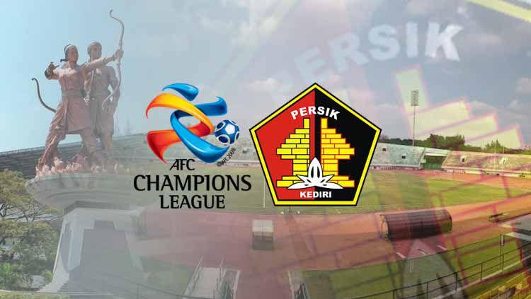 Stadion Manahan Solo jadi saksi bisu kisah manis Persik Kediri di Liga Champions Asia. Copyright: © INDOSPORT