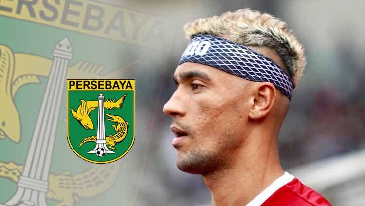 Bruno Matos dikabarkan akan ke Persebaya. Copyright: © brunomatosbahia10